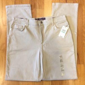 NWT Gloria Vanderbilt Slimming Jeans